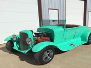 1929 ford Ford: Model A roadster